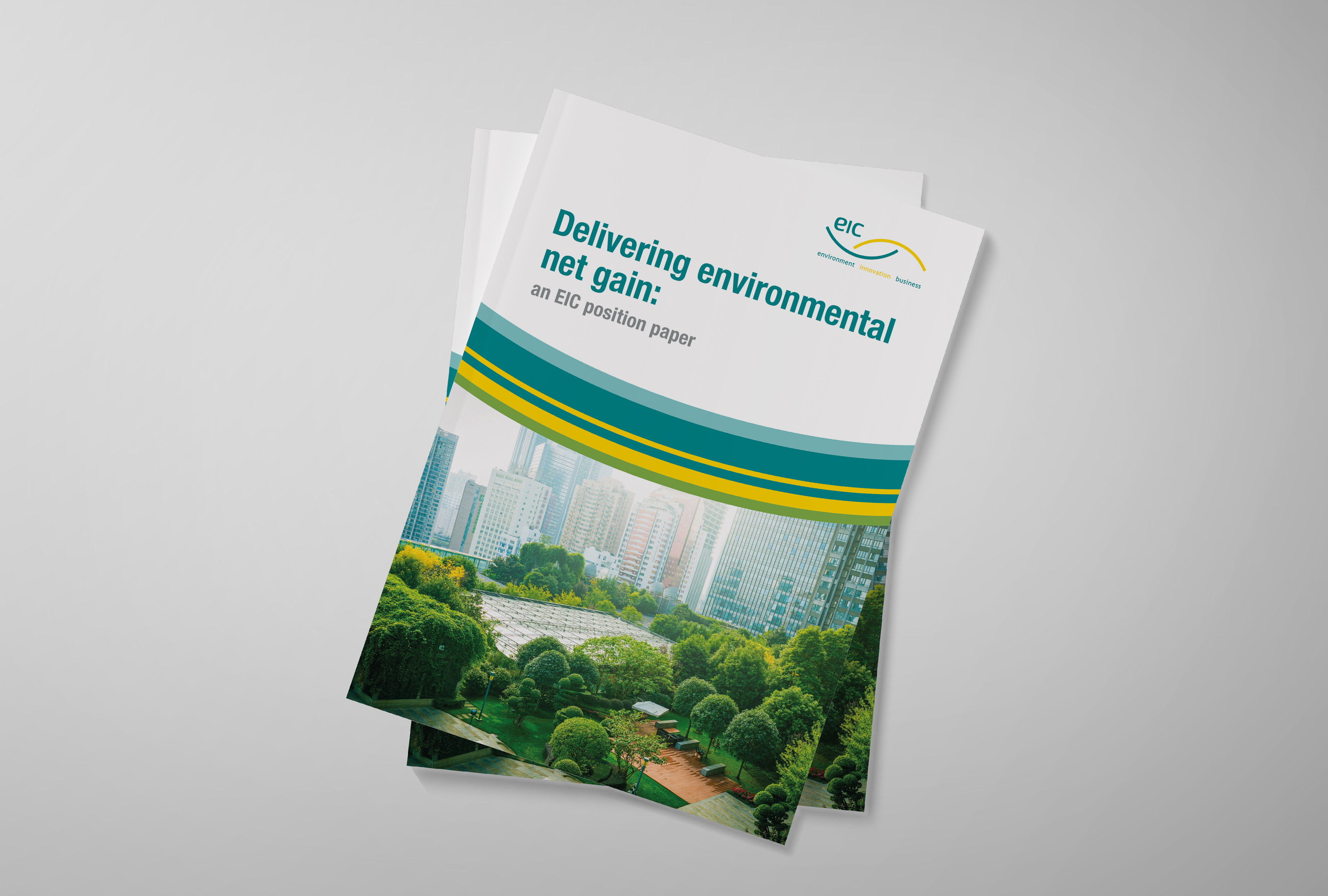 EIC publishes 'Environmental Net Gain' report